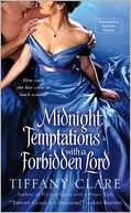 Midnight Temptations with a Forbidden Lord by Tiffany Clare: Book Cover