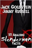 101 Amazing Slenderman Facts by Jack Goldstein: NOOK Book Cover