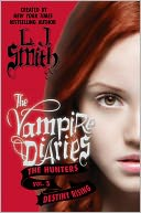The Vampire Diaries by L. J. Smith: NOOK Book Cover