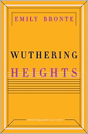 Wuthering Heights by Emily Bront: NOOK Book Cover