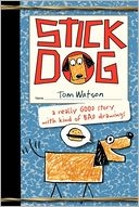 Stick Dog by Tom Watson: Book Cover
