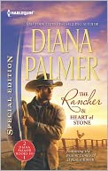 The Rancher &amp; Heart of Stone by Diana Palmer: NOOK Book Cover
