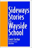 Sideways Stories from Wayside School by Louis Sachar: NOOK Book Cover