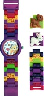 LEGO® Friends Stephanie Mini Figure Link Watch by Clic Time LLC: Product Image