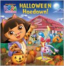 Halloween Hoedown! (Dora the Explorer) by Molly Reisner: Book Cover
