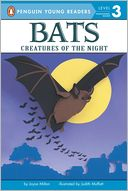 Bats! by Joyce Milton: Book Cover