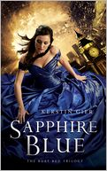 Sapphire Blue by Kerstin Gier: Book Cover