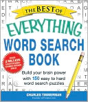 The Best of Everything Word Search Book by Charles Timmerman: Book Cover