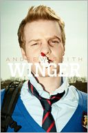Winger by Andrew Smith: Book Cover