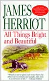 All Things Bright and Beautiful, Vol. 1 by James Herriot: Book Cover