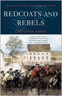 Redcoats and Rebels by Christopher Hibbert: Book Cover