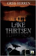 Lake Thirteen by Greg Herren: Book Cover