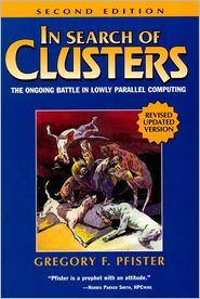 In Search of Clusters by Gregory Pfister: Book Cover