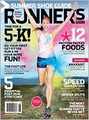 Runner's World by Rodale: NOOK Magazine Cover