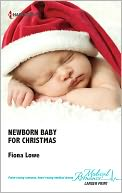 Newborn Baby for Christmas by Fiona Lowe: NOOK Book Cover