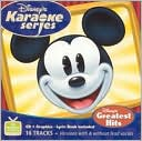 Disney's Karaoke Series: Disney's Greatest Hits by Disney's Karaoke Series: CD Cover