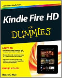 Kindle Fire HD For Dummies by Nancy C. Muir: Book Cover