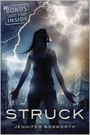 Struck by Jennifer Bosworth: Book Cover