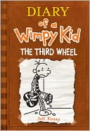 The Third Wheel (Diary of a Wimpy Kid Series #7) (PagePerfect NOOK Book) by Jeff Kinney: NOOK Book Cover