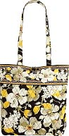 Vera Bradley Dogwood Fabric Tote (15X13) by Barnes & Noble: Product Image