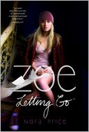 Zoe Letting Go by Nora Price: Book Cover