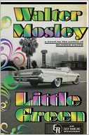 Little Green by Walter Mosley: Book Cover
