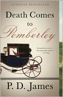 Death Comes to Pemberley by P. D. James: Book Cover