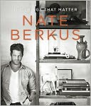 The Things That Matter by Nate Berkus: Book Cover