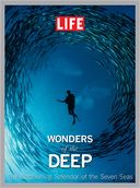 LIFE Wonders of the Deep by Life Magazine Editors: Book Cover