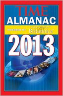 TIME Almanac 2013 by Kelly Knauer: Book Cover