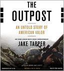 The Outpost by Jake Tapper: CD Audiobook Cover