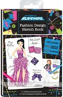 Project Runway Mini Fashion Sketch Book by Fashion Angels: Product Image