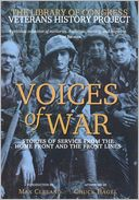 Voices of War by Library of Congress Veterans History Project: Book Cover