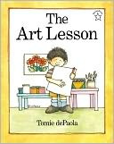 The Art Lesson by Tomie dePaola: Book Cover