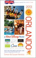 Brit Guide to Orlando 2013 by Veness Susan Veness Simon: NOOK Book Cover