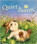 Quiet Bunny by Lisa McCue: Book Cover