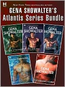 Gena Showalter's Atlantis Series Bundle by Gena Showalter: NOOK Book Cover