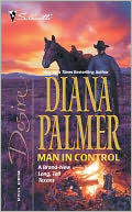 Man in Control by Diana Palmer: NOOK Book Cover