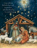 HOLY FAMILY CHRISTMAS BOXED CARD by Perfect Timing Inc.: Product Image