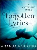 Forgotten Lyrics by Amanda Hocking: NOOK Book Cover