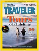 National Geographic Traveler by National Geographic: NOOK Magazine Cover