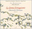 Antonio Vivaldi: La Senna Festeggiante by La Risonanza: CD Cover