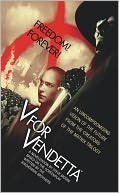 V for Vendetta by Stephen Moore: NOOK Book Cover