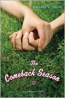 The Comeback Season by Jennifer E. Smith: NOOK Book Cover