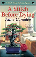 A Stitch Before Dying (Black Sheep Knitting Series #3) by Anne Canadeo: NOOK Book Cover