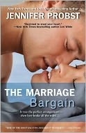 The Marriage Bargain by Jennifer Probst: NOOK Book Cover