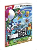 New Super Mario Bros U by Stephen Stratton: Book Cover