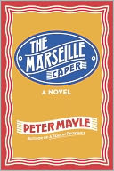 The Marseille Caper by Peter Mayle: Book Cover