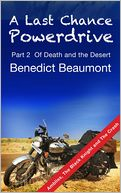 A Last Chance Powerdrive Part 2 Ambliss, The Black Knight and The Crash by Benedict Beaumont: NOOK Book Cover