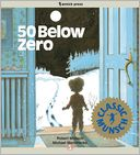 50 Below Zero by Robert Munsch: NOOK Kids Read to Me Cover
